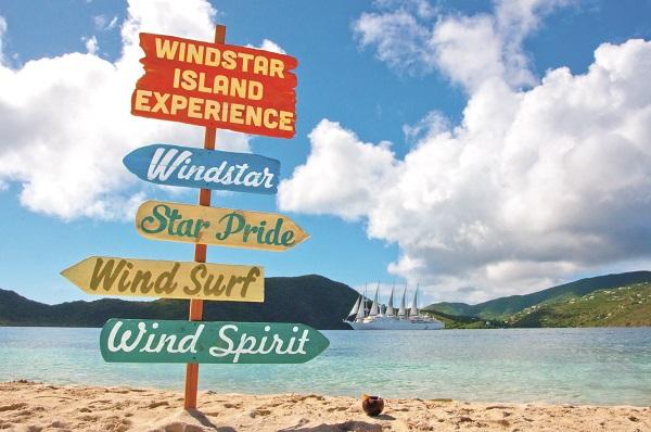 Windstar Island Experience