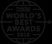 Travel + Leisure 2019 World's Best Awards