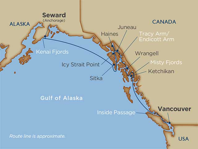 Alaskan Splendors