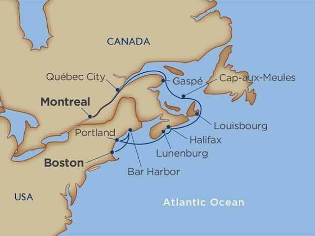Southeast Canadian Explorations
