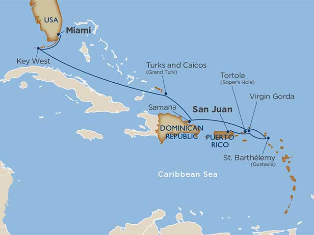 The Allure of the Antilles