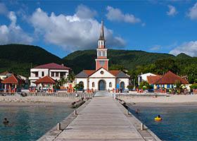 Blue Waters of the Leeward Islands