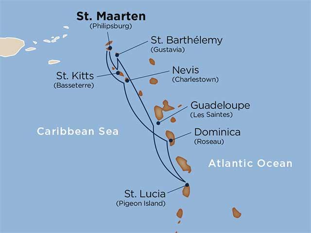 Classic Caribbean