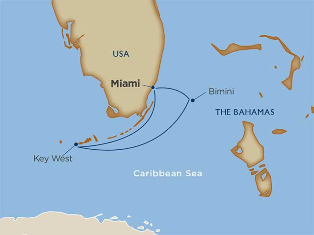 Key West & Bahamas Getaway