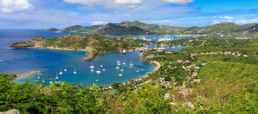 Lush & Lovely Islands of the Lesser Antilles