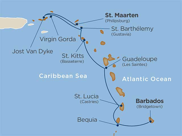 Saints of the Caribbean