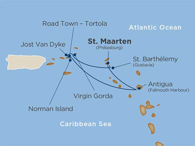 Porthole & Windstar Caribbean Celebration Cruise