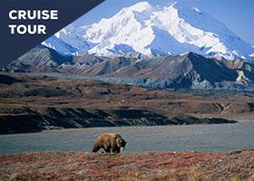 Alaskan Coastal Adventures & Denali Discovery Cruise Tour