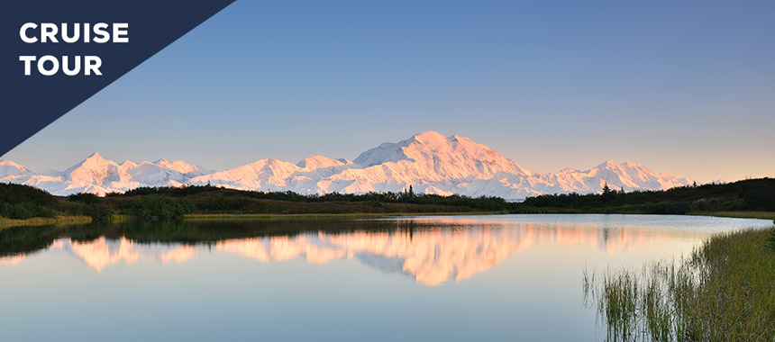 Alaskan Explorations & Denali Cruise Tour