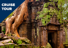 Angkor Wat & the Allure of Thailand & Malaysia Cruise Tour