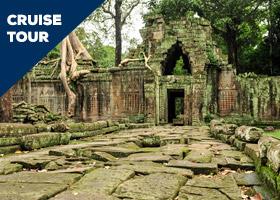 Southeast Asia Coastlines & Angkor Wat Cruise Tour