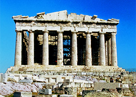 Delphi & Meteora: Grecian Antiquities Cruise Tour
