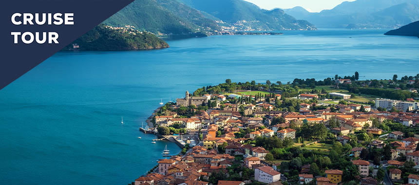 Lake Como & Adriatic Romance Cruise Tour