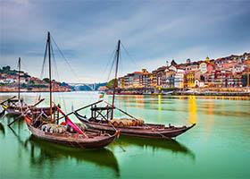Porto and Douro, Portugal