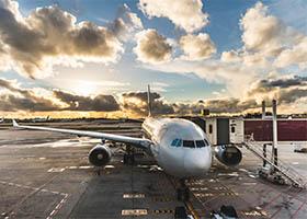 Departure Lisbon airport