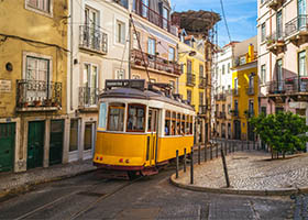Lisbon – Fatima – Porto, Portugal
