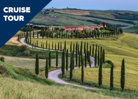 Under the Tuscan Sun & Down the Dalmatian Coast Cruise Tour