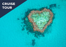 Great Barrier Reef & New Zealand Cruise Tour
