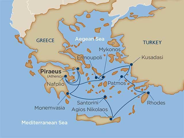 Ancient Wonders of Greece & Ephesus