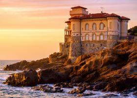 Tuscany & the Tyrrhenian Sea