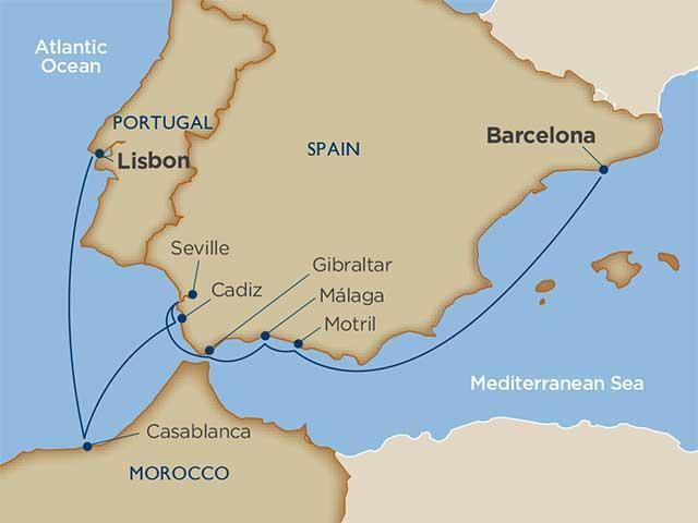 Artists & Idols of Iberia