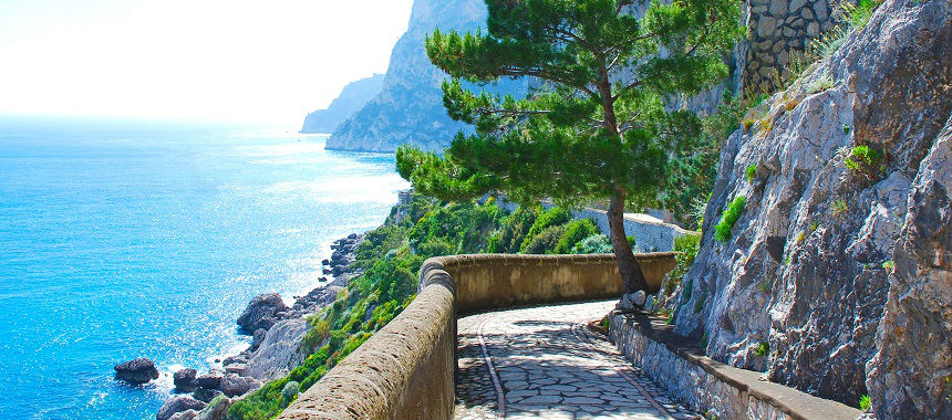 Enchanting Greece & the Amalfi Coast