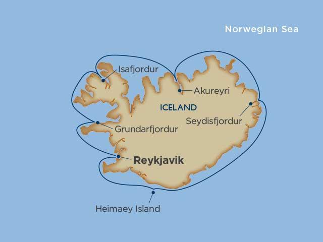 Iceland Cruise Line