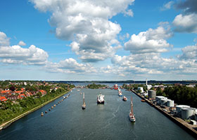 Beauty of the Baltic & Kiel Canal