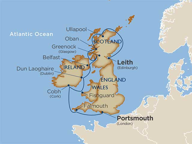 Belles of the British Isles