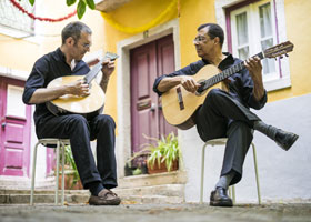 Fado Folksongs, Tapas & Crystal: Portugal, Spain, Britain & Ireland