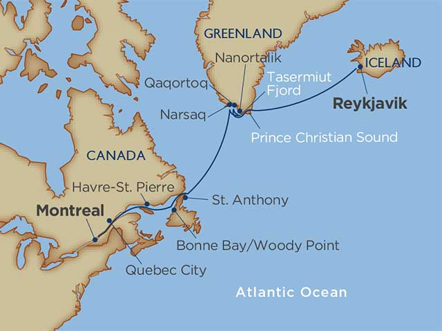 Greenland: North Atlantic Odyssey