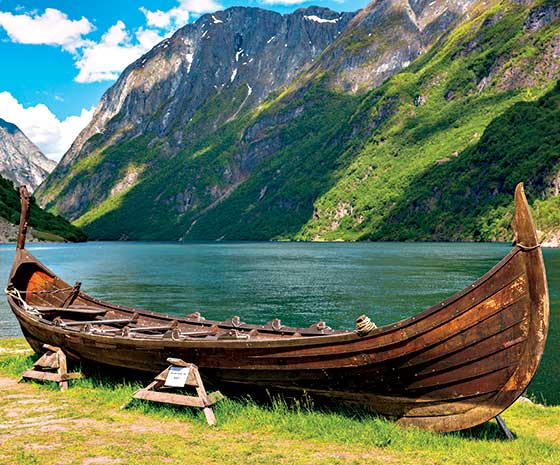 Norway's Famous Fjords
