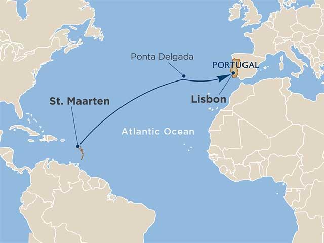 Ocean Crossings + Ponta Delgada, Azores