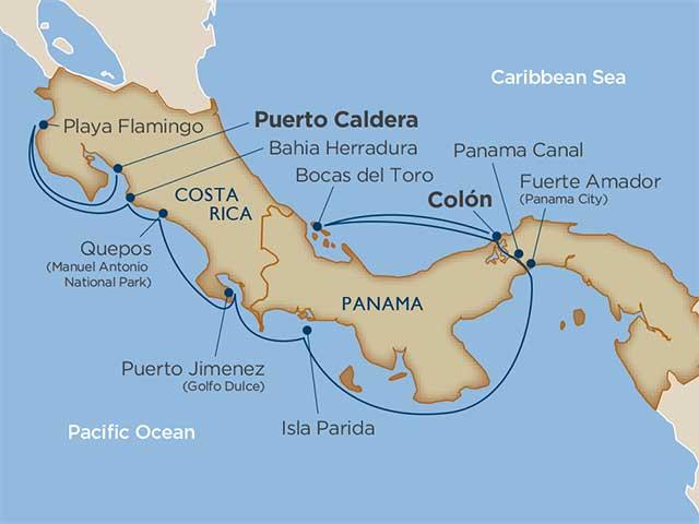 Adventures In Panama & Costa Rica