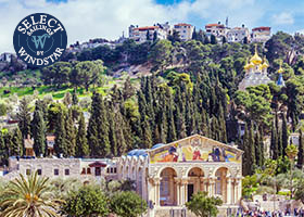 Greece, Israel & Egypt: Footsteps of Faith in the Holy Lands