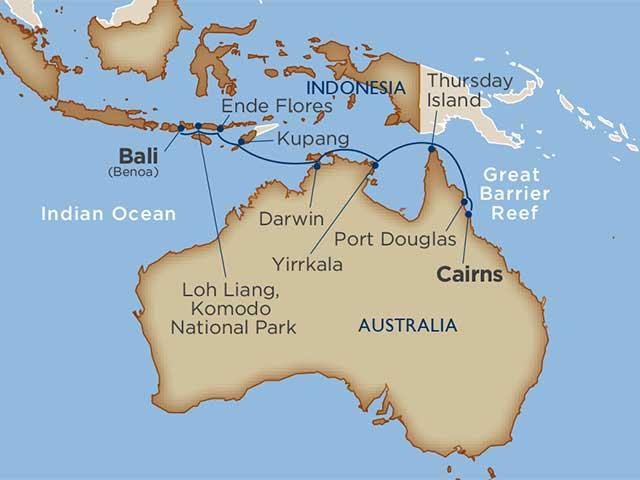 Australia & Indonesia Encounter