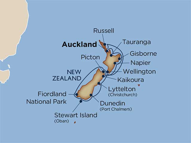 Comprehensive New Zealand