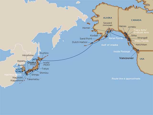Star Collector: Alaska & Japan Exploration