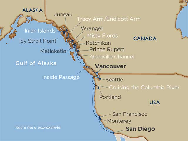 Star Collector: Alaska & James Beard Foundation West Coast Adventure