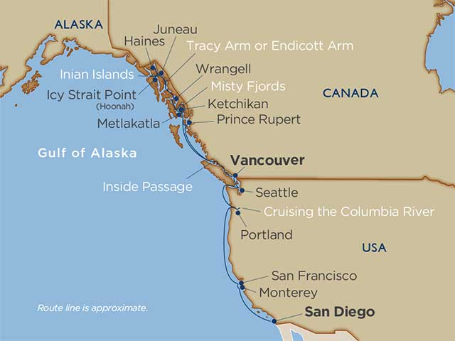Star Collector: Alaska & West Coast Adventure