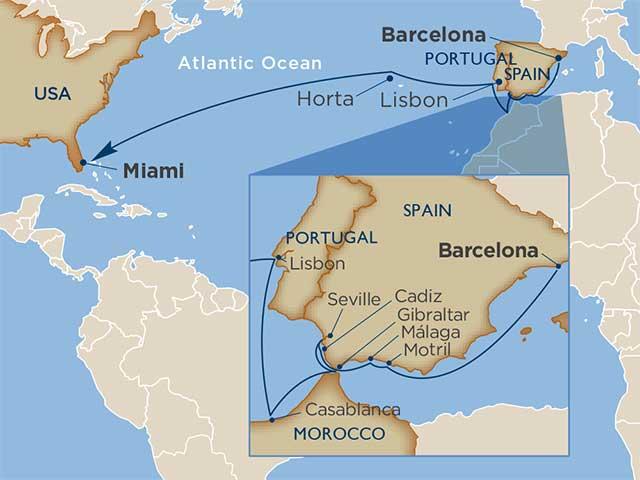 Star Collector: Andalusian Attitudes & Ocean Latitudes