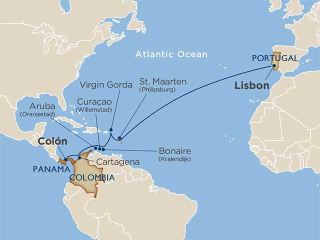 Star Collector: Atlantic Horizons & Caribbean Beaches Crossing