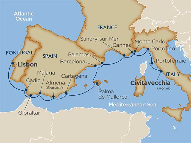 Star Collector: Enchantment of the Western Med