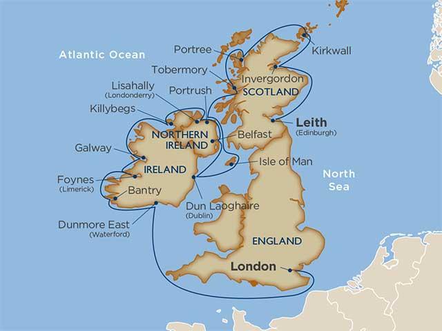Star Collector: Britannia's Best: England, Ireland & Scotland