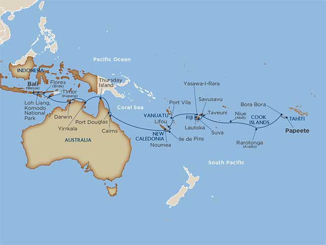 Star Collector: Crossing Cultures: Polynesia, Australia & Indonesia