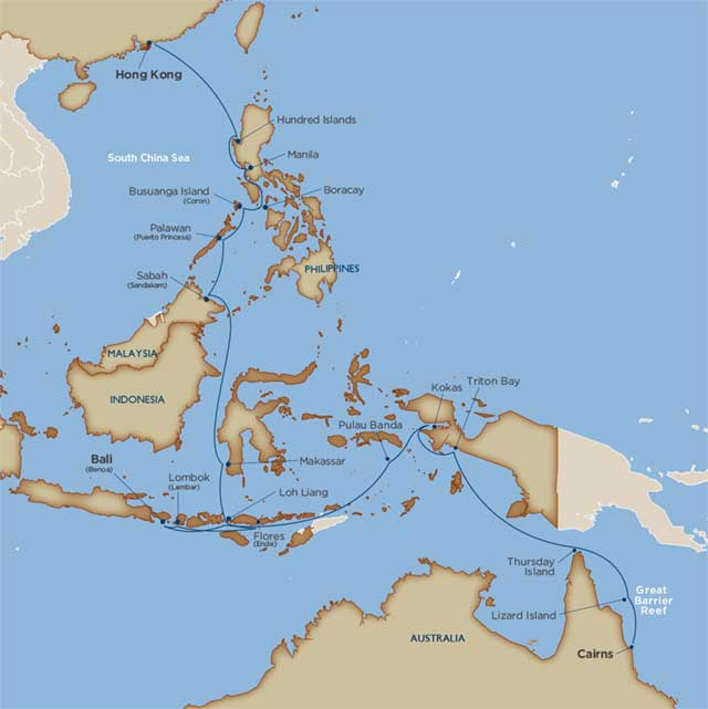 Star Collector: In-depth Expeditions of Indonesia, the Philippines & the Great Barrier Reef