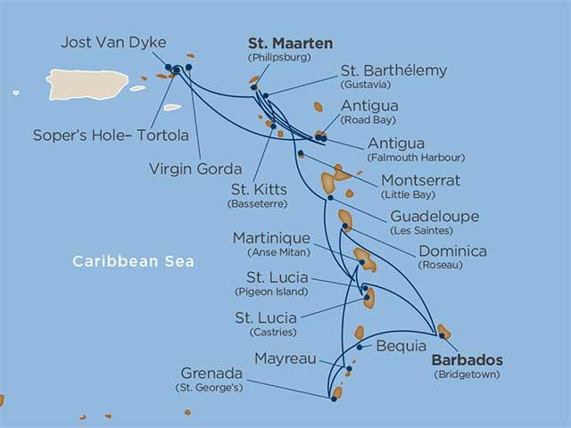 Star Collector: A Lesser Antilles Odyssey