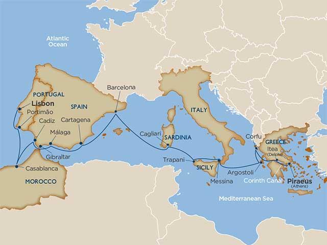 Star Collector: Mediterranean Memoirs