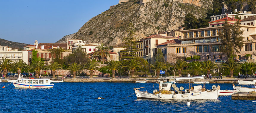 Star Collector: Mythical Mediterranean: Greek Isles, Corinth Canal & Amalfi Coast