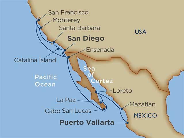 Star Collector: Reefs, Romance & Relaxation: California & Mexico Shorelines